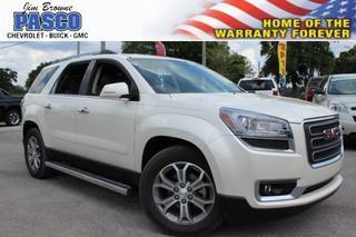 2013 GMC Acadia SUV for sale in Dade City for $30,900 with 42,156 miles