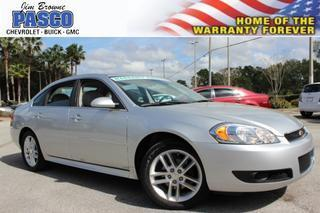 2014 Chevrolet Impala Limited Sedan for sale in Dade City for $19,200 with 20,770 miles
