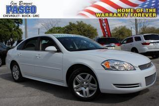 2014 Chevrolet Impala Limited Sedan for sale in Dade City for $18,900 with 18,944 miles
