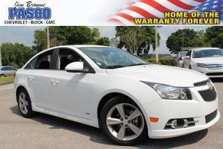 2014 Chevrolet Cruze Sedan for sale in Dade City for $19,600 with 16,665 miles