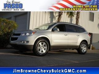 2012 Chevrolet Traverse SUV for sale in Dade City for $22,900 with 41,495 miles.