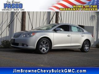 2012 Buick LaCrosse Sedan for sale in Dade City for $21,900 with 33,955 miles.