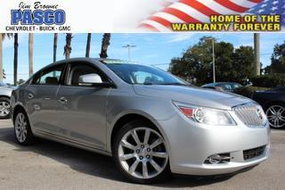 2010 Buick LaCrosse Sedan for sale in Dade City for $21,900 with 47,952 miles.