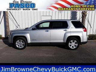 2012 GMC Terrain SUV for sale in Dade City for $19,300 with 22,970 miles.