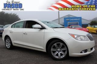 2010 Buick LaCrosse Sedan for sale in Dade City for $19,900 with 37,412 miles.