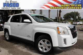 2011 GMC Terrain SUV for sale in Dade City for $18,300 with 35,207 miles.