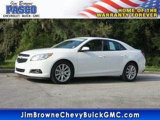 2013 Chevrolet Malibu Sedan for sale in Dade City for $18,300 with 31,386 miles.