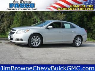 2013 Chevrolet Malibu Sedan for sale in Dade City for $18,500 with 30,754 miles.