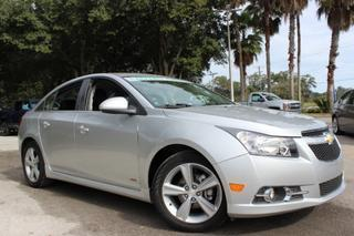 2014 Chevrolet Cruze Sedan for sale in Dade City for $18,900 with 11,701 miles.