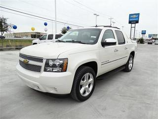 2013 Chevrolet Avalanche Crew Cab Pickup for sale in Selma for $37,828 with 54,754 miles