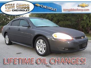 2011 Chevrolet Impala Sedan for sale in Palm Coast for $13,555 with 49,548 miles.