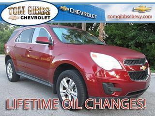 2013 Chevrolet Equinox SUV for sale in Palm Coast for $18,995 with 26,554 miles.