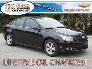 2011 Chevrolet Cruze Sedan for sale in Palm Coast for $11,335 with 74,907 miles.