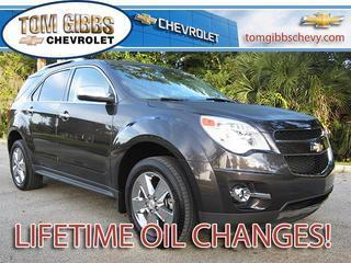 2013 Chevrolet Equinox SUV for sale in Palm Coast for $23,835 with 36,757 miles.