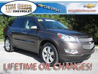 2009 Chevrolet Traverse SUV for sale in Palm Coast for $19,995 with 58,711 miles.