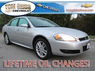 2013 Chevrolet Impala Sedan for sale in Palm Coast for $16,488 with 44,937 miles