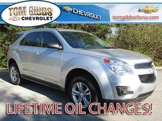 2012 Chevrolet Equinox SUV for sale in Palm Coast for $17,555 with 27,980 miles.