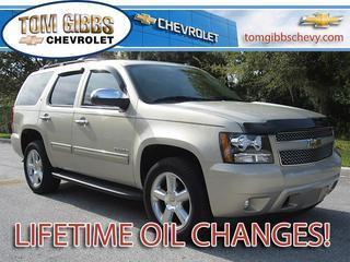2011 Chevrolet Tahoe SUV for sale in Palm Coast for $33,350 with 47,024 miles