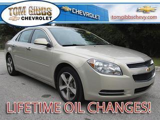 2012 Chevrolet Malibu Sedan for sale in Palm Coast for $14,335 with 42,350 miles.