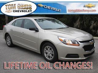 2014 Chevrolet Malibu Sedan for sale in Palm Coast for $17,885 with 16,805 miles.