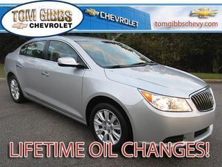 2013 Buick LaCrosse Sedan for sale in Palm Coast for $19,995 with 15,245 miles.