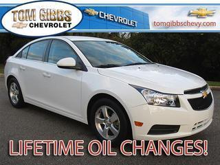 2013 Chevrolet Cruze Sedan for sale in Palm Coast for $14,995 with 38,323 miles