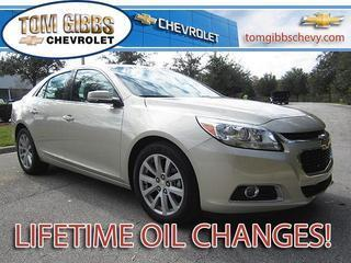 2014 Chevrolet Malibu Sedan for sale in Palm Coast for $18,995 with 25,177 miles