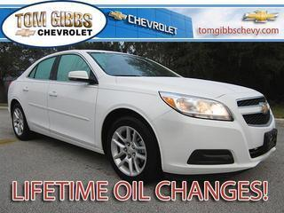2013 Chevrolet Malibu Sedan for sale in Palm Coast for $17,995 with 10,183 miles