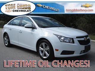 2014 Chevrolet Cruze Sedan for sale in Palm Coast for $15,445 with 37,869 miles
