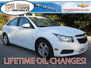 2013 Chevrolet Cruze Sedan for sale in Palm Coast for $14,995 with 38,026 miles.