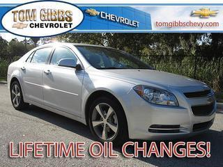 2012 Chevrolet Malibu Sedan for sale in Palm Coast for $15,988 with 28,049 miles