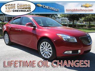 2013 Buick Regal Sedan for sale in Palm Coast for $20,555 with 17,064 miles