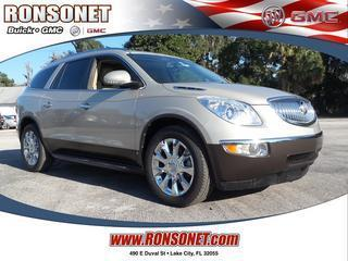 2010 Buick Enclave SUV for sale in Lake City for $23,988 with 67,946 miles.