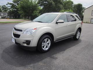 2013 Chevrolet Equinox SUV for sale in Nacogdoches for $23,995 with 34,810 miles