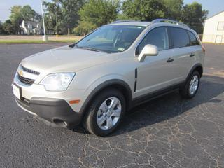 2014 Chevrolet Captiva Sport SUV for sale in Nacogdoches for $18,995 with 23,097 miles.