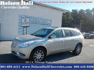 2014 Buick Enclave SUV for sale in Meridian for $36,982 with 21,488 miles.