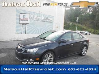 2014 Chevrolet Cruze Sedan for sale in Meridian for $20,998 with 16,053 miles