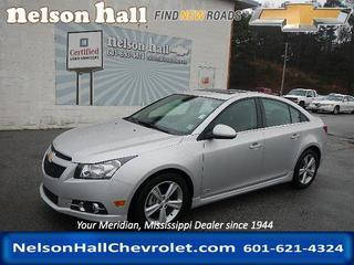 2014 Chevrolet Cruze Sedan for sale in Meridian for $18,998 with 20,560 miles.