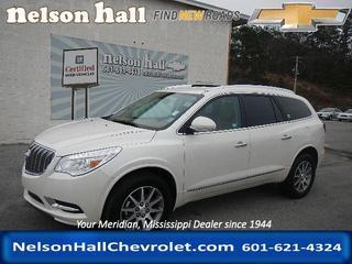 2014 Buick Enclave SUV for sale in Meridian for $36,998 with 27,698 miles.
