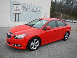 2014 Chevrolet Cruze Sedan for sale in Meridian for $18,998 with 13,451 miles.