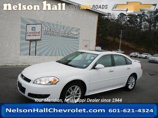 2014 Chevrolet Impala Limited Sedan for sale in Meridian for $20,521 with 8,232 miles