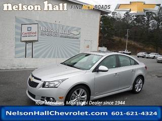 2014 Chevrolet Cruze Sedan for sale in Meridian for $19,992 with 9,226 miles