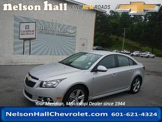 2014 Chevrolet Cruze Sedan for sale in Meridian for $17,998 with 21,118 miles