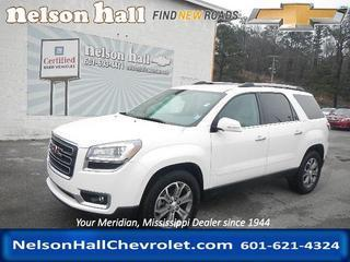 2014 GMC Acadia SUV for sale in Meridian for $35,245 with 24,632 miles.