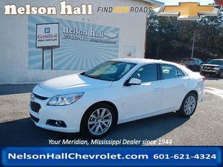 2014 Chevrolet Malibu Sedan for sale in Meridian for $19,998 with 19,552 miles