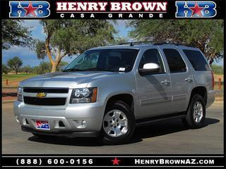 2013 Chevrolet Tahoe SUV for sale in Casa Grande for $32,995 with 44,013 miles.