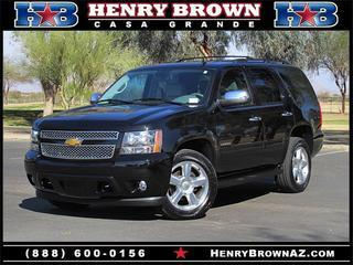 2014 Chevrolet Tahoe SUV for sale in Casa Grande for $37,995 with 15,725 miles