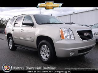 2013 GMC Yukon SUV for sale in Orangeburg for $36,980 with 20,846 miles.