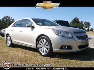2013 Chevrolet Malibu Sedan for sale in Orangeburg for $19,860 with 31,221 miles.