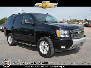 2011 Chevrolet Tahoe SUV for sale in Orangeburg for $31,980 with 66,475 miles.